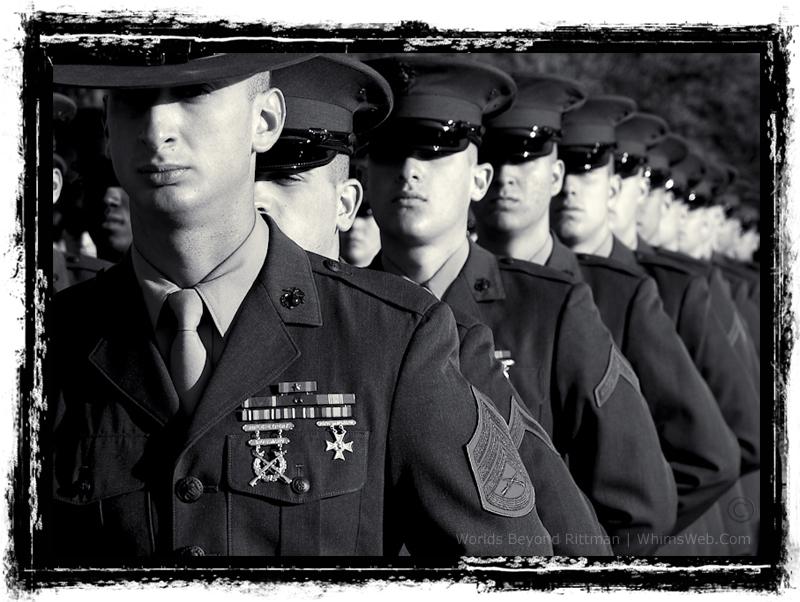 Stalwart Marine Boot Camp Graduation